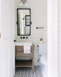 Cute Tiny Bathroom Black and White Bathrom | Bathroom | Rustic ...