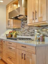 Kitchen ideas light cabinets Backsplash Contemporary Kitchen Birch Cabinet Design Pictures Remodel Decor And Ideas Pinterest Neutral Kitchens 30 Plus Fabulous Selection Kitchen Pinterest