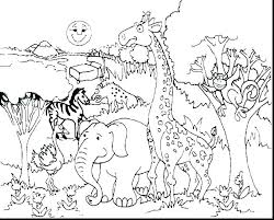 Giraffe Coloring Pages Printable Coloring Pages Of Giraffes Giraffe