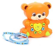 <b>Ночник</b>-<b>проектор Наша игрушка</b> Зверушка 633262 — купить по ...