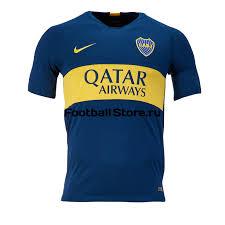 <b>Футболка Nike Boca</b> Juniors Stadium Home 894429-425 - купить в ...