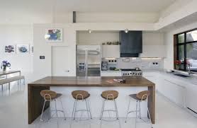 Kitchen Island Mid Century Modern Apartment Living Room Home
