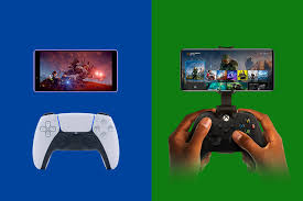 remote play PS5 and Xbox Series X games ...