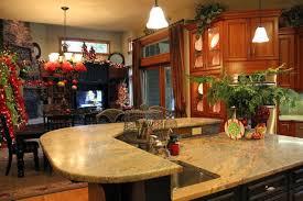 Christmas Kitchen 24 Christmas Kitchen Decorating Ideas 542 Baytownkitchen