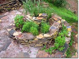 mystery of constructing a herb spiral
