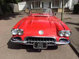 1959 Chevrolet Corvette C1 | Coys of Kensington