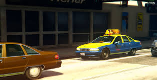1991 Chevrolet Caprice Taxi [Add-On / Replace] - GTA5-Mods.com
