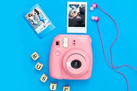 Обзор <b>фотоаппарата</b> моментальной печати <b>Fujifilm Instax Mini</b> 9 ...