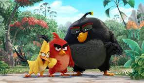 Angry Birds' movie reveals the story behind the wacky rage - Los Angeles  Times