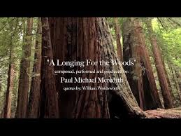 A Longing For The Woods By Paul Michael Meredith With Quotes By Adorable Woods Quotes