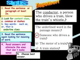 Context Clues Proficiency by Veronica Griffith | TpT