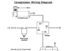 airbag suspension wiring diagram Air Compressor Wiring Diagram air ride suspension wiring diagram air compressor wiring diagram schematic