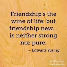 Quotes About Strong Friendships Enchanting Quotes About Strong Friendship QUOTES OF THE DAY