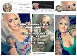 SONIA CONNOR... - ScamHaters United | Facebook