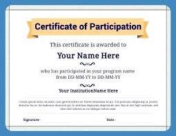 Sample Certificate Templates Sports Certificate Templates Free Sports Certificate Templates