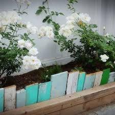 garden bed edging ideas woohome 3