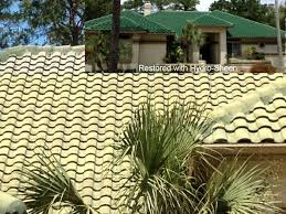 hydro sheen is for tile roofs paint ain t