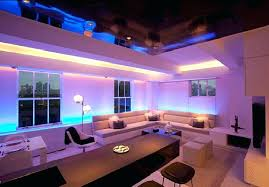 home interior led lighting ideas decoration indoor wall light fixtures hanging wa led strip lighting home ideas