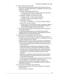 Ucsf Dermatology Residency Handbook