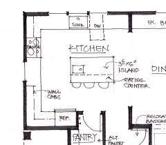 Standard Kitchen Table Sizes Standard Kitchen Island Sizes Best Kitchen Island 2017