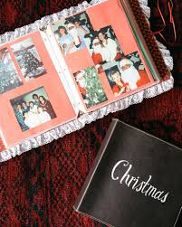 Family Photo Albums Holiday Idea Making A Family Album A Cup Of Jo