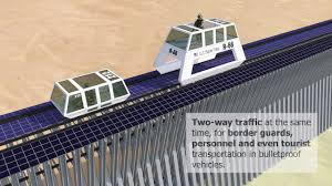 Border Wall Design Concepts Usa Mexico Border Wall Project