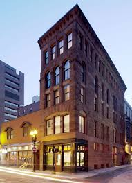 building an office. Old Office Building In Boston Transformed Into A Grand Multi-Family Residence An