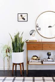 Round Entry Way Table 17 Best Ideas About Modern Entryway On Pinterest Mid Century