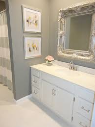 bathroom remodel on a budget pictures. Bathroom, Interesting Bathroom Remodel On A Budget Makeover With Pedestial Storage And Washbin Pictures