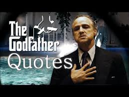 Godfather Quotes Impressive 48 Quotes From Life The Godfather Don Vito Corleone YouTube