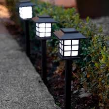Image Style Next Deal Shop Packs Solarpowered Japanese Style Garden Lamps Next Deal Shop