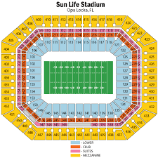 Sugar Bowl Seating Chart Miami Hurricanes Tickets For Sale Schedules And Seating Charts