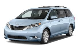 2012 Toyota Sienna Reviews and Rating | Motor Trend