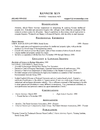 text version of the patent attorney resume sample tips cover text version of law firm cover letter