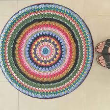 Free Crochet Mandala Pattern Gorgeous Crochet Mandy's Mega Mandalas