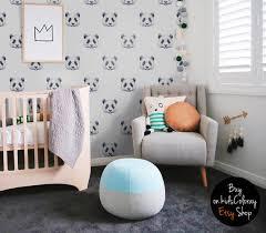 Bedroom, Perfect Boys Room Wallpaper Inspirational Panda Wallpaper  Watercolor Pastel Pale Wall Mural Kids Room