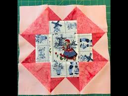 folded corners quilt block - YouTube & folded corners quilt block Adamdwight.com