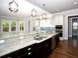 Bianco Romano Granite Kitchen Decorations The Right Granite Countertops For Your Maple Cabinet