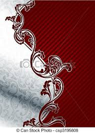 red and silver background. Plain Silver Red And Silver Elegant Floral Background  Csp3195808 With And Silver Background B