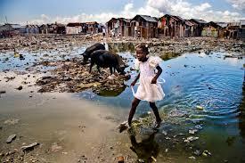 Resultado de imagen para fotos miseria en el caribe