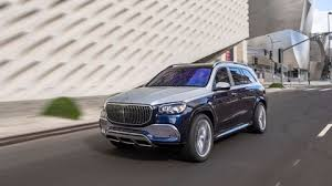 The maybach gls is the luxury marque's first entry into the crossover segment. 2021 Mercedes Maybach Gls 600 4matic First Drive Unmistakably Maybach