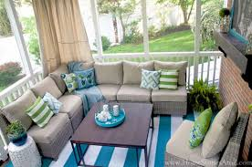 latest design for screened porch furniture ideas lowes screen and deck makeover reveal screen porch interior ideas n57 screen