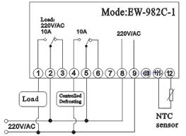 ew 982c the kitchenware refrigerates the maintaining freshness wiring diagram: