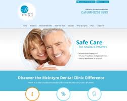 dental web marketing dental website debut for smiles first and more smile marketing