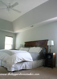 Best Ideas Of Phase 1 Master Bedroom Makeover With Additional Bedroom Paint  Colors Benjamin Moore
