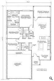 Floor Plans Under 2000 Sq Ft