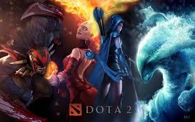 dota 2 the path to nibelheim
