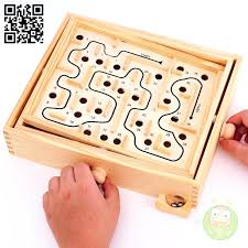 wooden ball maze get ations a large wooden balance ball ball maze desktop chess game chess paternity interactive educational toys tradition wooden ball