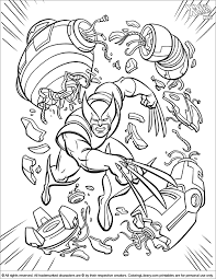 Check out our printable coloring pages selection for the very best in unique or custom, handmade pieces from our coloring books shops. Printable X Men Coloring Page Coloring Library