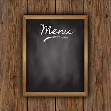 Chalkboard Menu Templates 25 Chalkboard Menu Templates Free Word Menu Card Designs